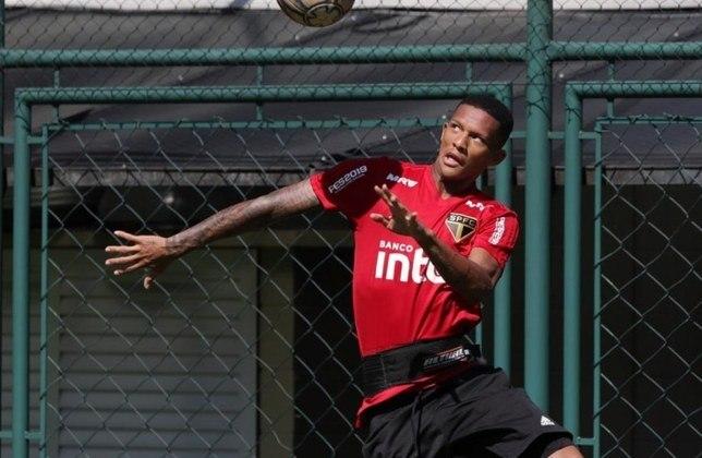 Rodrigo - o zagueiro do São Paulo tem vínculo com o clube até dezembro deste ano. O jogador, cria da base são-paulina tem 23 anos.