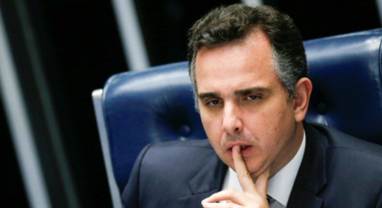 O presidente do Senado, Rodrigo Pacheco (DEM-MG): julgamento do STF devolverá o problema ao democrata