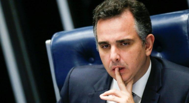 O presidente do Senado, Rodrigo Pacheco (DEM-MG), não informou se comissão poderá funcionar remotamente