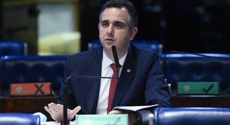 Senador Rodrigo Pacheco (DEM-MG)