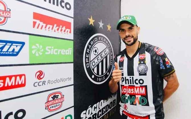 Rodrigo Pimpão - Operário-PR - Atacante - 33 anos