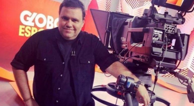 O apresentador Rodrigo Rodrigues perdeu a vida para a Covid-19, em julho de 2020