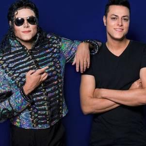 Rodrigo é cover de Michael Jackson
