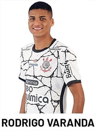 Rodrigo Varanda - 1 gol