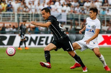 Rodriguinho foi o melhor do Corinthians