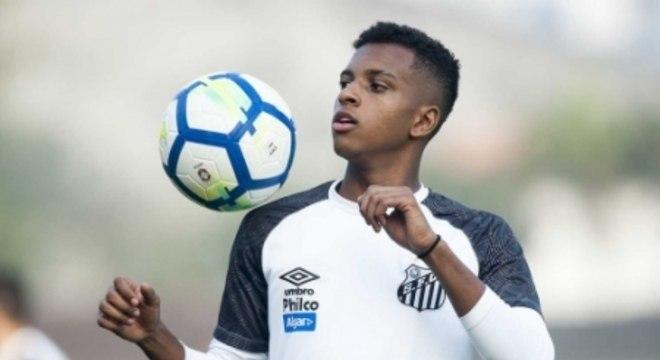 O Santos ainda tenta manter o atleta até o fim de 2019