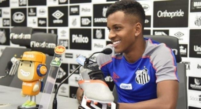 Rodrygo - Santos