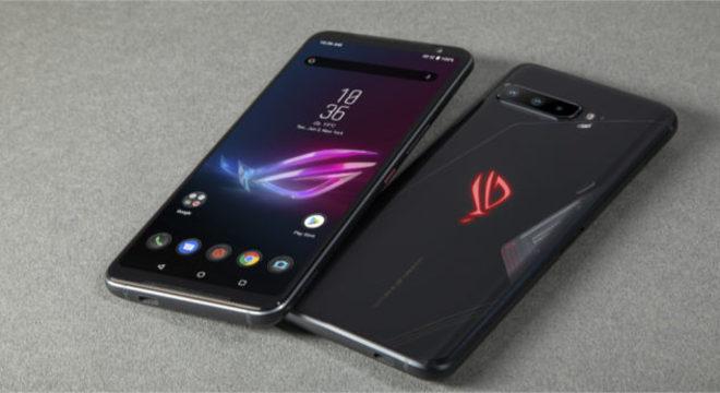 ROG Phone 3 (Imagem: Divulgação/Asus)