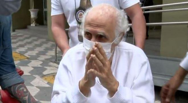 Roger Abdelmassih sofre tentativa de agressão dentro de hospital em SP