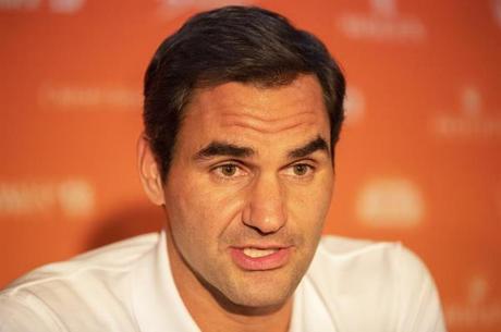 Federer completará 39 anos em agosto