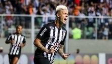 Corinthians pronto para 'seu' Edmundo. Roger Guedes se livrou da China