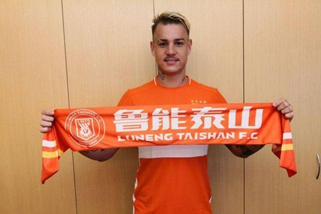 Roger Guedes (24 anos) - atacante - Time: Shandong Taishan - contrato até julho de 2022