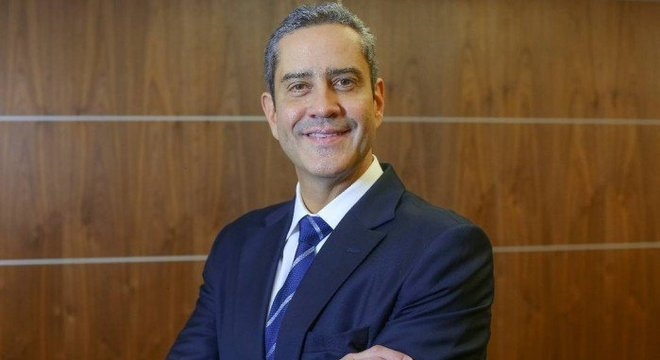 Rogério Caboclo. Novo presidente da CBF. Vitória, na verdade, de Del Nero