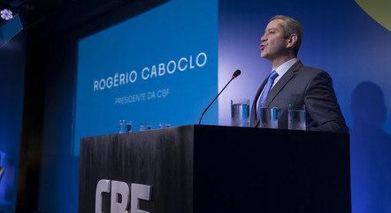 Rogério Caboclo foi afastado por 21 meses