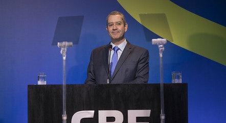 Rogério Caboclo se diz alvo de política dentro da CBF