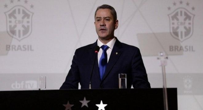 Rogerio Caboclo será empossado como novo presidente da CBF