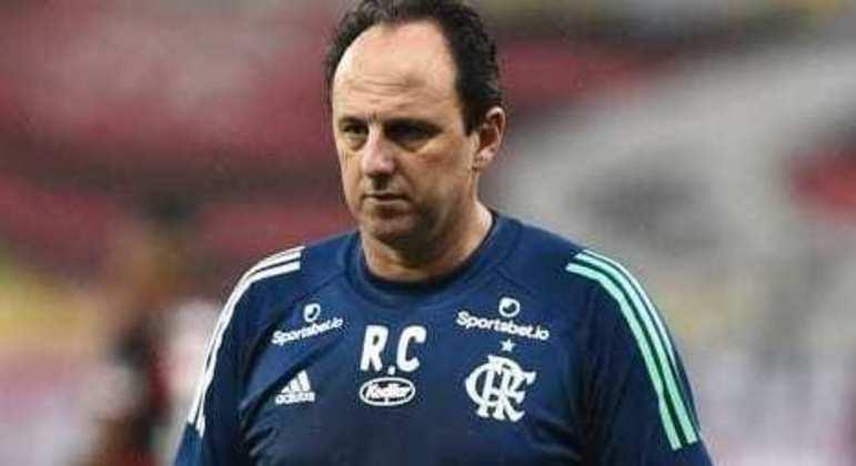 Rogério Ceni tem o vice de futebol, Marcos Braz, como seu maior escudo. Situação tensa