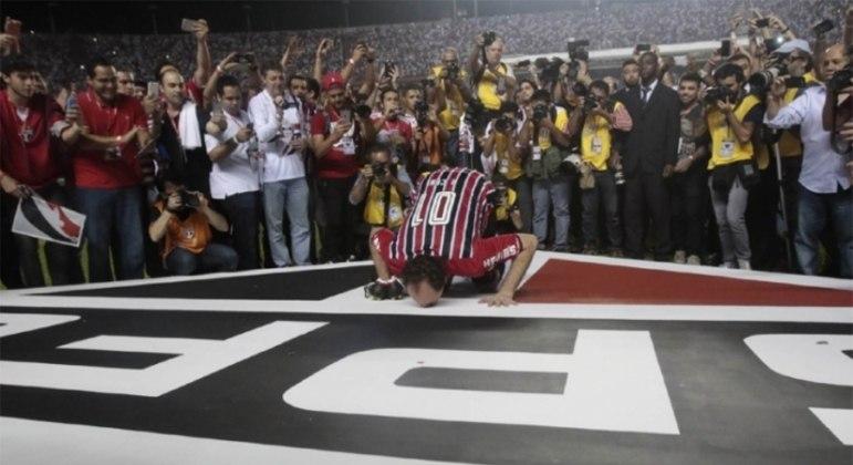 A declaração de amor de Ceni ao Flamengo decepcionou muita gente importante no São Paulo