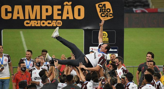 Flamengo 3x1 Fluminense (Maracanã - 22/05/2021) - Gols do Flamengo: Gabigol (2) e João Gomes. Fred marcou de pênalti para o Flu