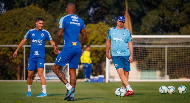 Rogério Ceni ficou no Cruzeiro ficou 45 dias no comando do Cruzeiro em 2019
