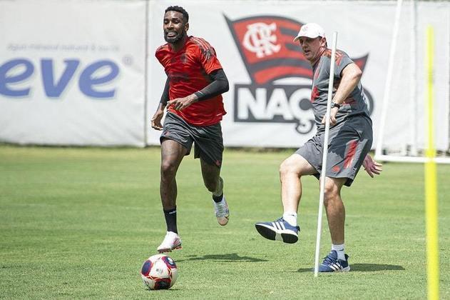 Rogério Ceni e Gerson