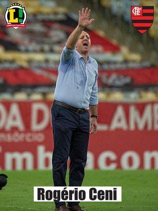 ROGÉRIO CENI - Flamengo (C$ 7,56 ) - O Flamengo é um dos maiores favoritos da rodada e joga contra um Atlético-GO que não vem em um bom momento. Tendência de vitória com manutenção do saldo de gols, o que sempre potencializa a pontuação do treinador. O preço acessível também facilita a escolha.