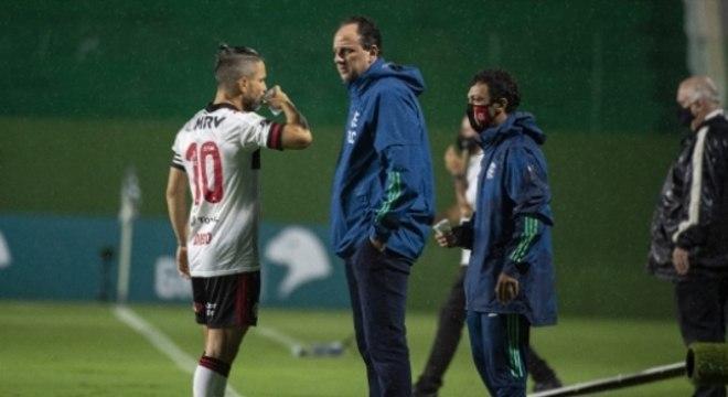 Rogério Ceni - Goiás x Flamengo