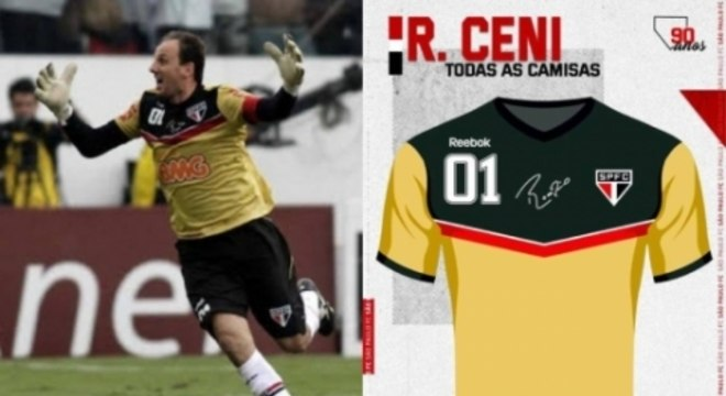 Rogério Ceni - gol 100