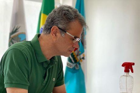 Rogério Lisboa foi reeleito prefeito em Nova Iguaçu