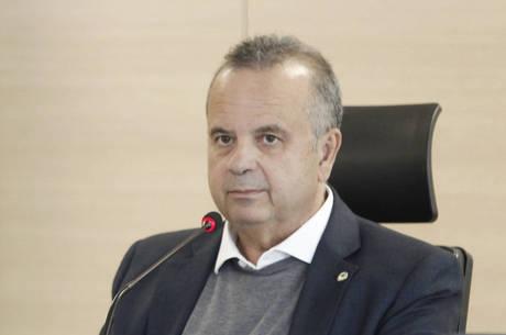Marinho participou de evento no RN com Bolsonaro