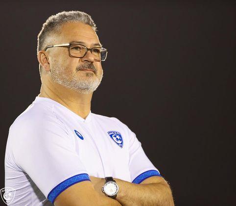 Rogério MicaleCampeão olímpico na Rio 2016, Micale não conseguiu repetir o sucesso nos clubes brasileiros, e em 2021 chegou ao Al-Hilal para comandar o maior campeão saudita