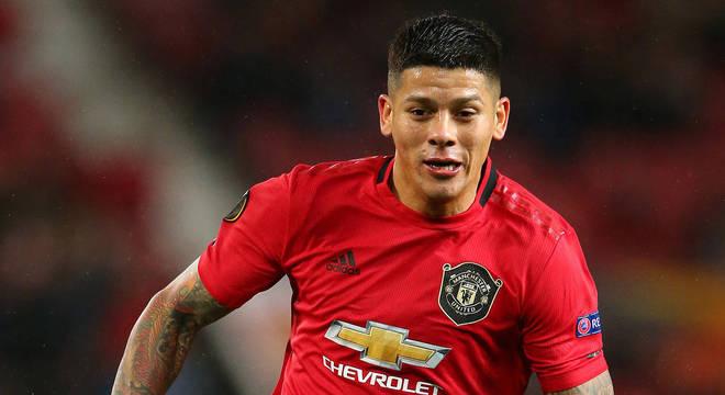 Rojo (30 anos) - Clube atual: Manchester United- Posição: zagueiro - Valor de mercado: 6 milhões de euros