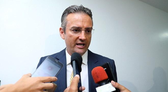 Na imagem, Rolando Souza, novo diretor-geral da Polícia Federal