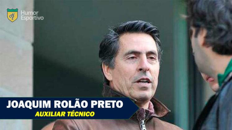 Nomes inusitados do esporte: Joaquim Rolão Preto