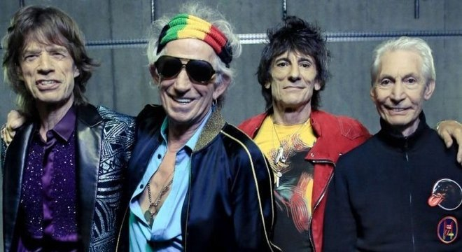 Stones chamaram DJ brasileiro para estragar sua música