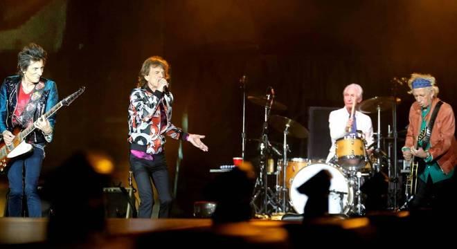 Banda Rolling Stones recuperou música histórica para relançamento de disco