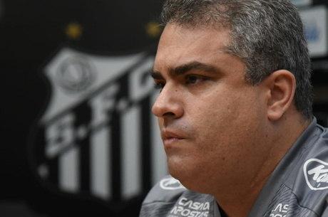 Presidente do Santos disse também acabar com funcionários fantasma