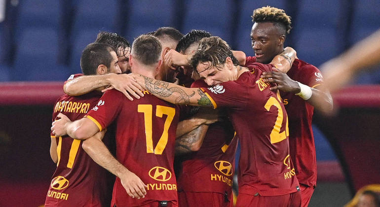 Roma, 2 X 1 e o alívio no final do prélio