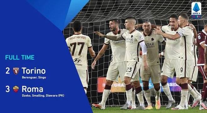 Roma, garantida na fase de grupos da Europa League