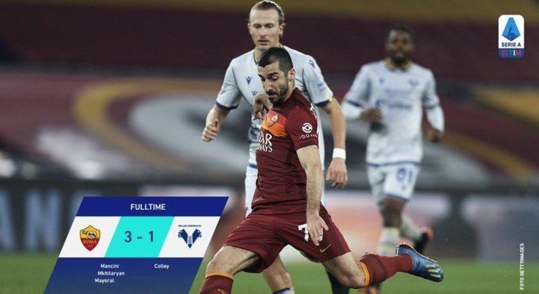 """Roma, fora da Copa Itália mas na Liga Europa e o consolo da terceira posição no """"Nazionale"""""""