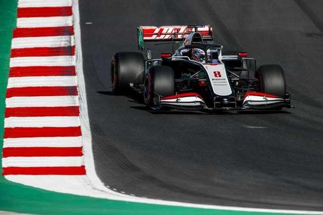 Romain Grosjean esteve próximo do Q2, mas terminou apenas em 18º