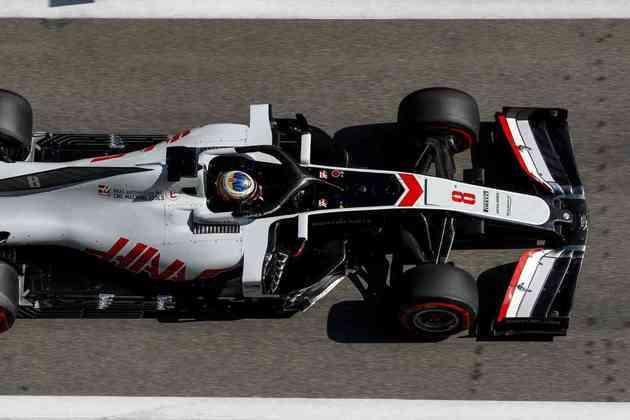 Romain Grosjean mais uma vez teve desempenho discreto em Sóchi