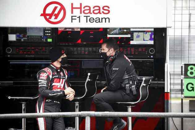 Romain Grosjean, que tem futuro indefinido na F1, comentou sobre a possibilidade de correr no WEC