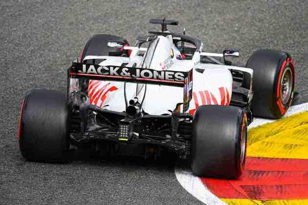 Romain Grosjean segue zerado em pontos em 2020 (Foto: Haas)