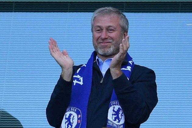 Roman Abramovich - Chelsea (Inglaterra)