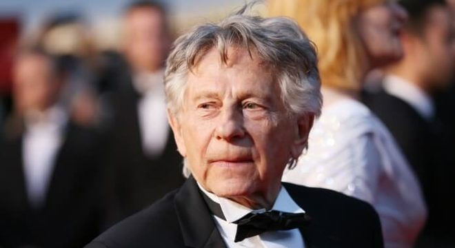 Roman Polanski em Cannes, 2017