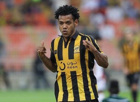 Romarinho (30 anos) - atacante - Time: Al-Ittihad - contrato até junho de 2022