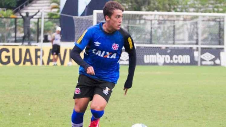 Romarinho - Revelado em São Januário, o filho do Peixe voltou para casa em 2015. Disputou quatro partidas e não fez gols.