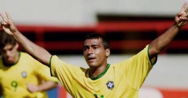 Neymar homenageia Romário e ex-jogador responde   Moleque bom  - Esportes -  R7 Copa 2018 684282f012141