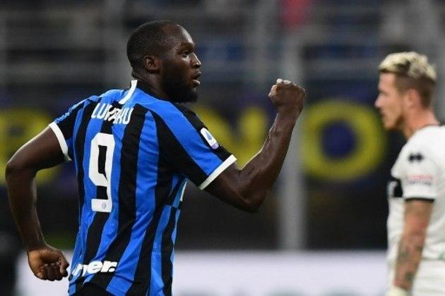 Romelu Lukaku - Atacante da Inter de Milão está no ranking com 17 gols e 34 pontos.